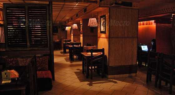 Меню кафе Хижина Ча на Большой Конюшенной улице