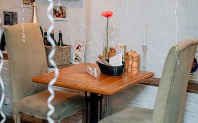 Банкетный зал ресторана Чиполлино (Chipollino) на набережной Фонтанки фото 3