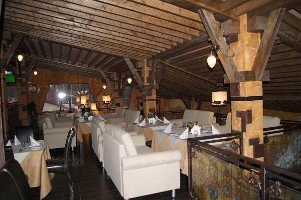 Меню ресторана Шале (Shale) на Приморском шоссе