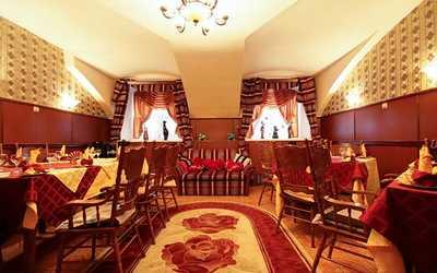 Банкетный зал ресторана Дорадо на Калининской улице