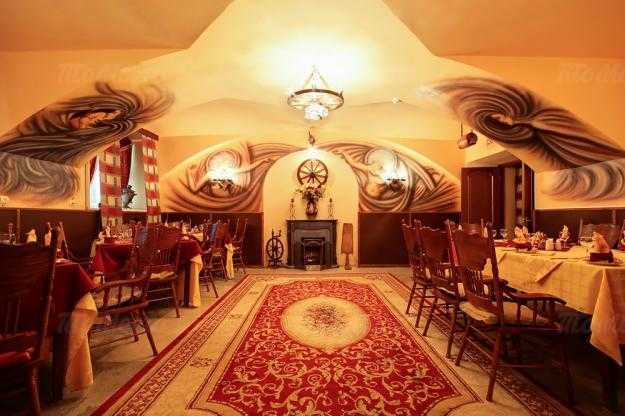 Меню ресторана Дорадо на Калининской улице