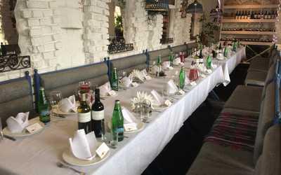 Банкетный зал ресторана Драго на Приморском проспекте фото 3