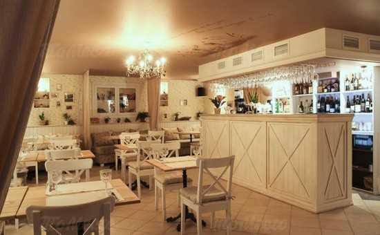Меню ресторана Желания на проспекте Добролюбова