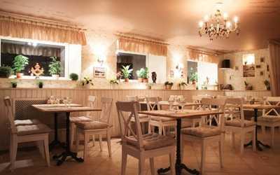 Банкетный зал ресторана Желания на проспекте Добролюбова