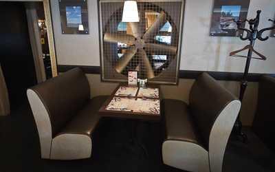 Банкетный зал кафе Золотой песок на Ленинском проспекте