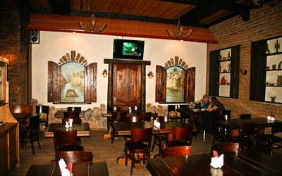 Банкетный зал кафе Кабанчик на Гаванской улице