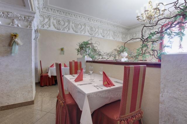 Меню ресторана Империя (Imperia) на Арсенальной набережной