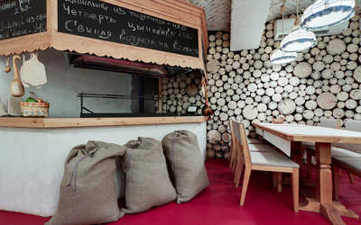 Банкетный зал ресторана Калитка на улице Некрасова