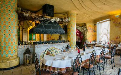Банкетный зал ресторана Караван на набережной реки Фонтанки фото 1