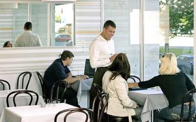 Банкетный зал кафе Квартира 286 на проспекте Просвещения