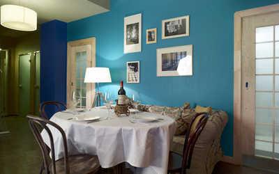 Банкетный зал ресторана Квартира 55 на 1-й линии фото 1