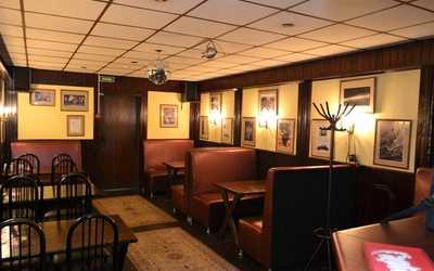 Банкетный зал бара Jefferson на Сердобольской улице фото 1