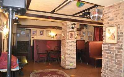 Банкетный зал бара Jefferson на Сердобольской улице фото 3