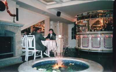 Банкетный зал кафе Аристократ на Софийской улице фото 2