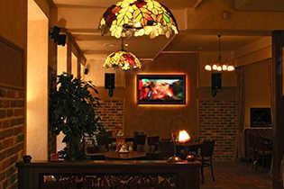 Меню кафе Атмосфера на Малом проспекте П.С.