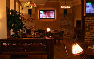Банкетный зал кафе Атмосфера на Малом проспекте П.С.