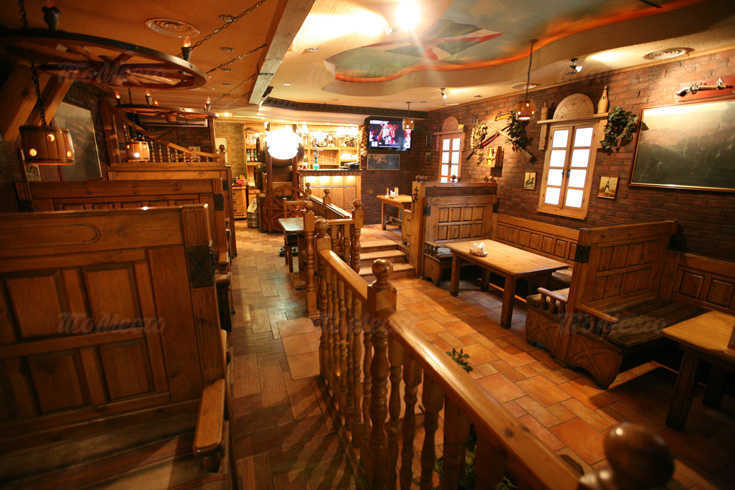 Меню кафе Бородино на Лермонтовском проспекте
