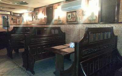 Банкетный зал кафе Варшава на Варшавской улице