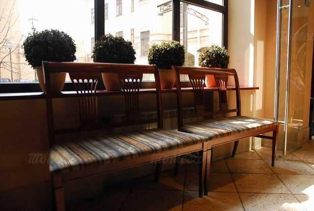 Меню кафе Водопад желаний на Большой Конюшенной улице