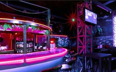Банкетный зал ночного клуба Май Бэй (My Bay) на проспекте Художников