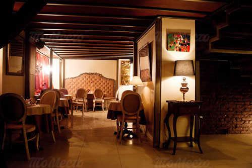Меню кафе Гренадин (Grenadine) в Мучном переулке
