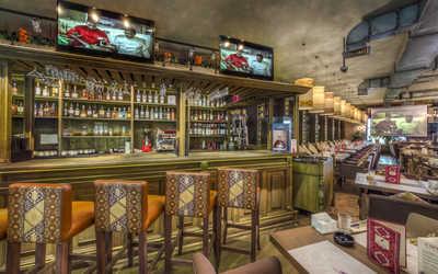 Банкетный зал ресторана Баклажан на Лиговском проспекте фото 2