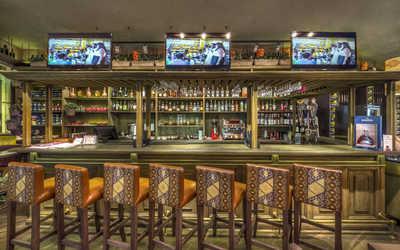 Банкетный зал ресторана Баклажан на Лиговском проспекте