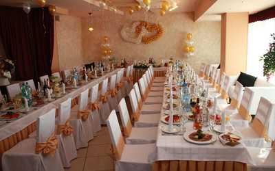 Банкетный зал ресторана Феличита на проспекте Энгельса фото 2