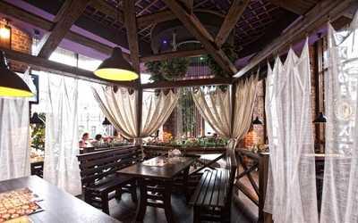 Банкетный зал бара, ресторана Дрова на Загородном проспекте фото 1