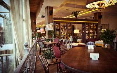Банкетный зал ресторана Новая Ялта на Бухарестской улице