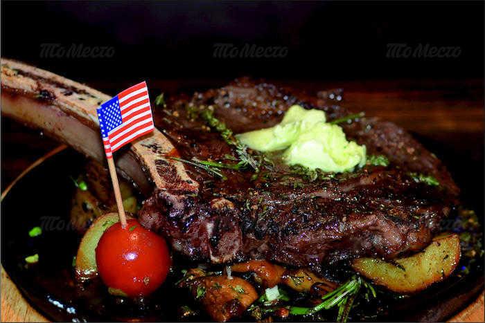 Меню кафе Steak Club (Стейк Клаб) на Пулковском шоссе