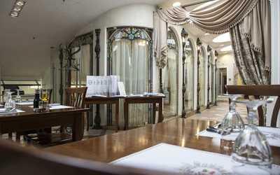 Банкетный зал ресторана La Strada (Ла Страда) на Афонской улице фото 3
