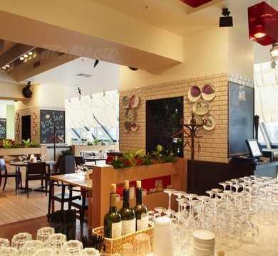 Меню ресторана Фрателли (Fra.Telli) на Комендантском проспекте