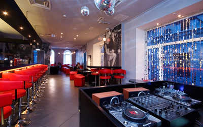 Банкетный зал бара Дайкири бар (Daiquiri bar) на Гороховой улице