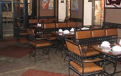 Банкетный зал ресторана Кузнечный двор на Среднем проспекте фото 1