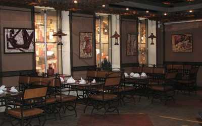 Банкетный зал ресторана Кузнечный двор на Среднем проспекте фото 3
