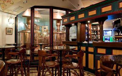 Банкетный зал пивного ресторана Швабен Келлер (Schwaben Keller) на шоссе Революции фото 2