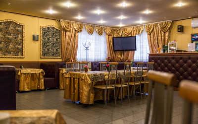 Банкетный зал кафе Барский уголок на Царицынской улице фото 2