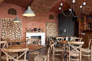 Меню ресторана Белуга в набережной Макаровой