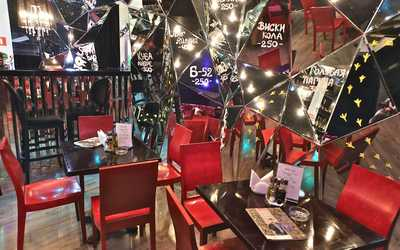 Банкетный зал бара, ночного клуба Сорока бар (SoroKa bar) на Садовой улице