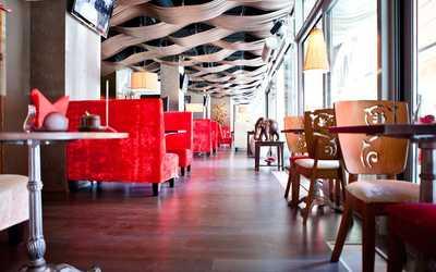 Банкетный зал ресторана Май Тай (My Thai) на Финляндском проспекте