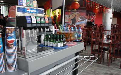 Банкетный зал ресторана Чайна Таун на улице Ефимовой