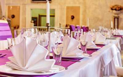 Банкетный зал ресторана Анданте (Andante) на Мытнинской набережной фото 2