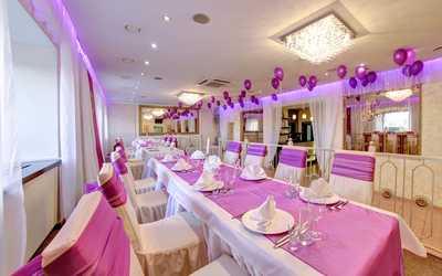 Банкетный зал ресторана Анданте (Andante) на Мытнинской набережной фото 1