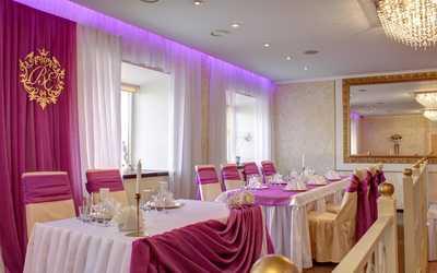 Банкетный зал ресторана Анданте (Andante) на Мытнинской набережной фото 3