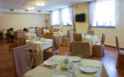 Банкетный зал ресторана Лесной воздух на улице Грибоедовой фото 1