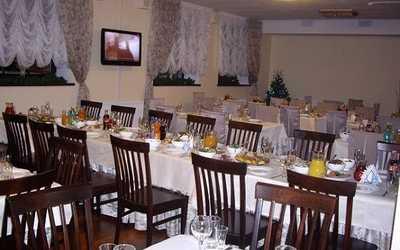Банкетный зал ресторана Лесной воздух на улице Грибоедовой фото 2