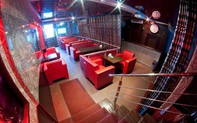 Банкетный зал ночного клуба Город (Gorod) на Лиговском проспекте