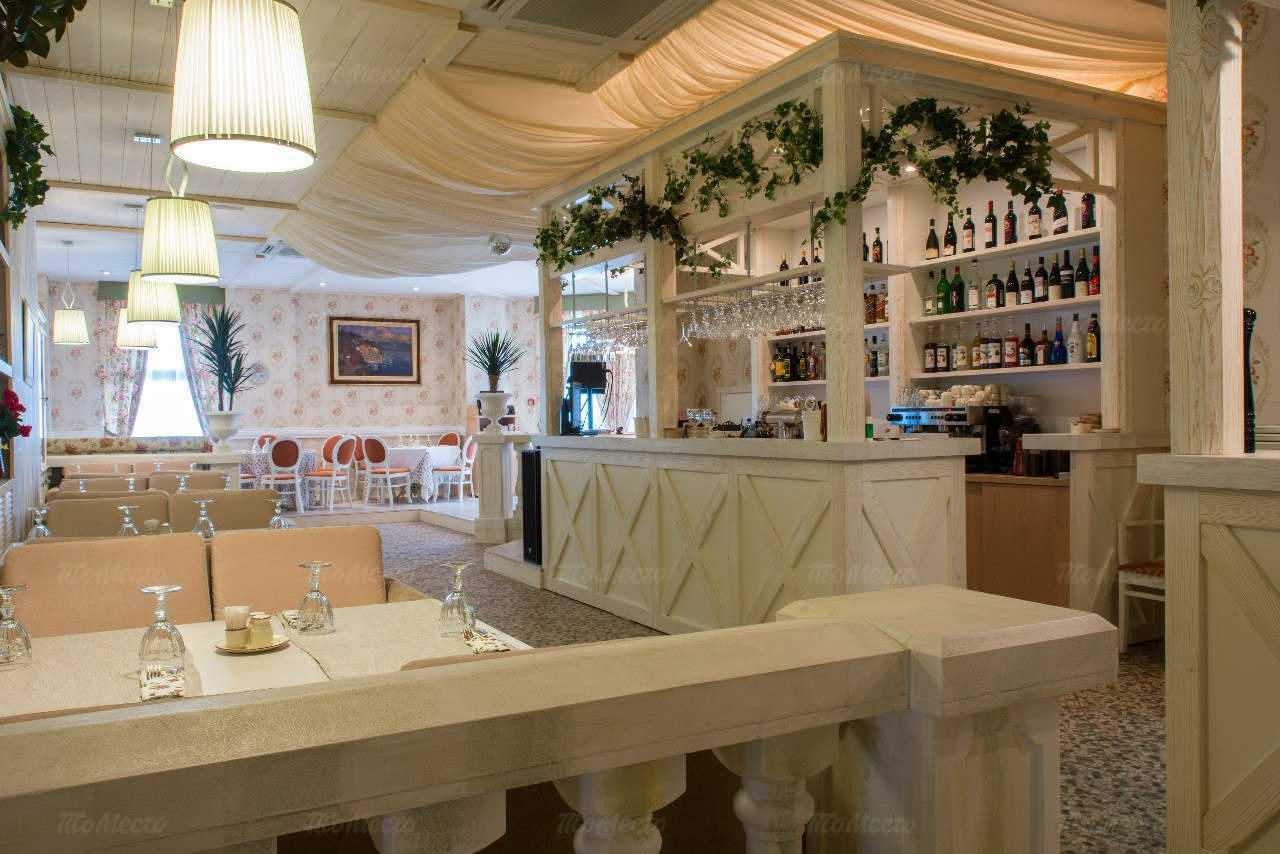 Меню ресторана Васаби Розарио на Богатырском проспекте