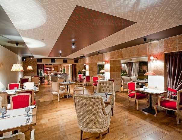 Меню ресторана Ноль, семьдесят пять (0,75) на Петроградской набережной